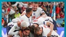 Harry Kane carrega a Inglaterra à final da Euro2020 contra a Itália