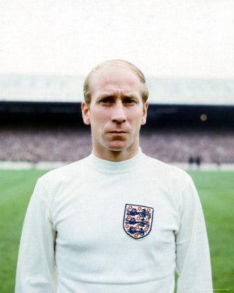 Inglaterra: Gordon Banks; Jimmy Armfield, Billy Wright, Bobby Moore e Ashley Cole; Steven Gerrard, Frank Lampard e Bobby Charlton; Stanley Matthews, Wayne Rooney e Gary Lineker.