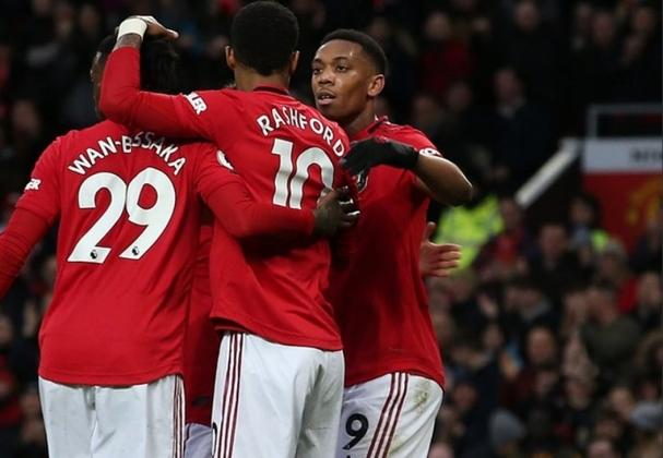 Inglaterra (Premier League) - Manchester United - 20 títulos