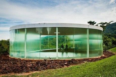 Inhotim: principal museu a céu aberto do Brasil