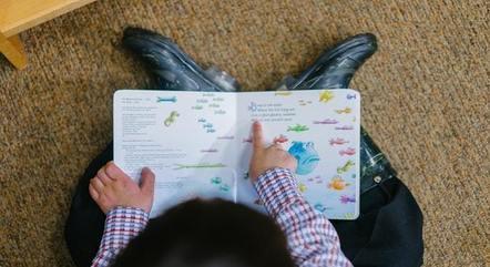 Programa incentiva prática de leitura