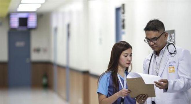 Iniciativa é voltada para os cursos de Medicina, Enfermagem, Fisioterapia e Farmácia
