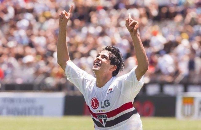 Início da parceria (2001) - A LG entrou como patrocinadora do São Paulo no Campeonato Brasileiro de 2001. O time foi eliminado nas quartas de final da competição.