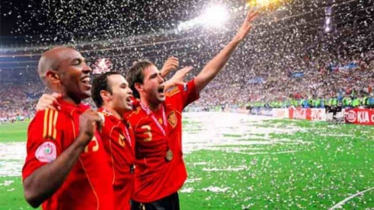 Iniesta Eurocopa 2008