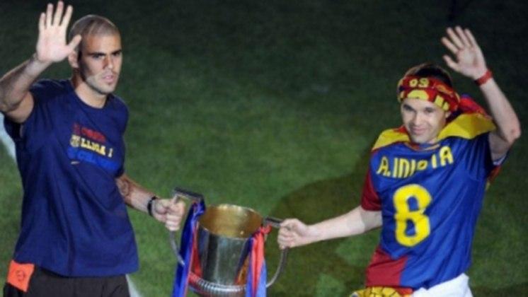 Iniesta Liga dos Campeões 2009