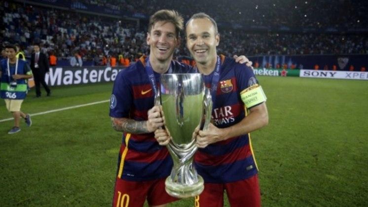 Iniesta Supercopa Europeia 2015