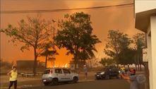 É fogo: região lidera queimadas no estado de São Paulo