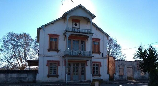 Inquérito do MPF busca a conservação do imóvel, construído há 130 anos Crédito: Otto Tesche / Especial / CP