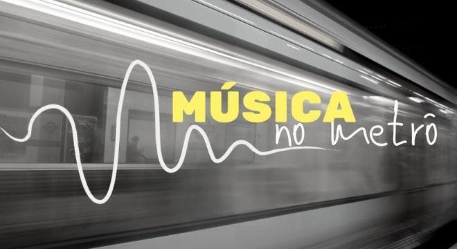 Estão abertas as inscrições para músicos se apresentarem no Metrô SP