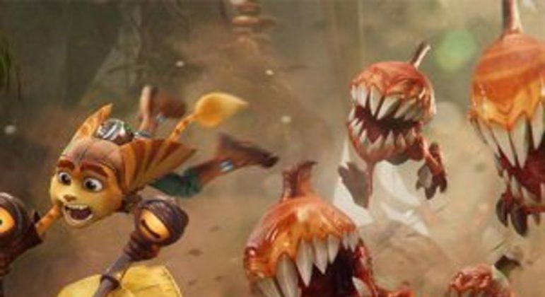 """Insomniac diz que Ratchet & Clank para PS5 é """"o jogo mais bonito de todos os tempos"""""""