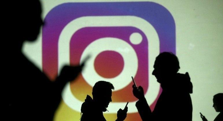 Instagram sofreu queda na tarde desta sexta, assim como o Whatsapp