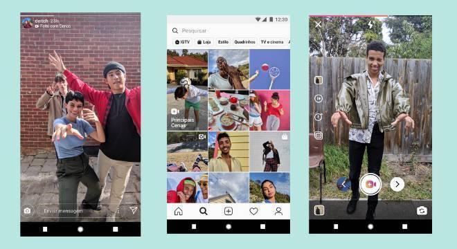 Instagram testa novo recurso de vídeos curtos no Stories