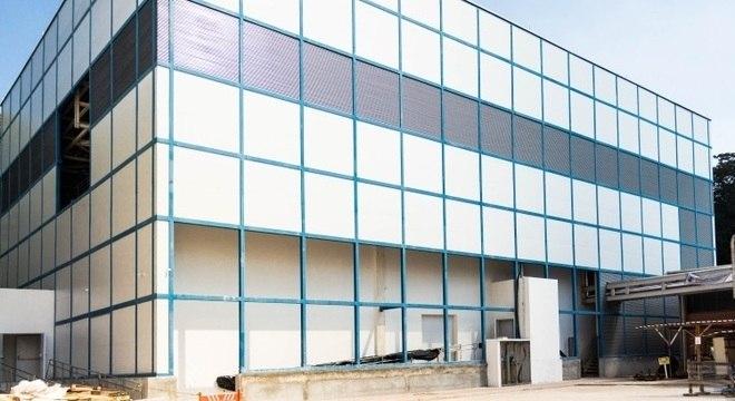 Prédio do Instituto Butantan onde será produzida a vacina contra a dengue