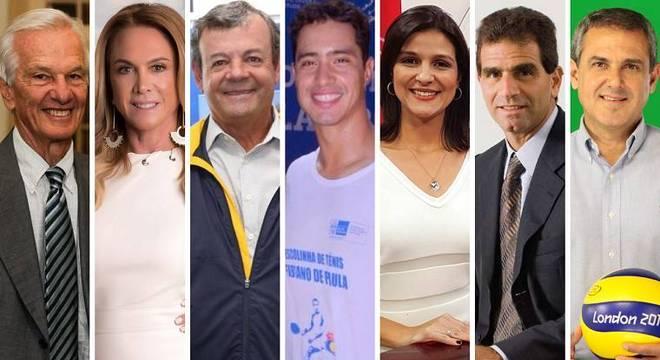 Personalidades esportivas e do meio empresarial participarão do evento