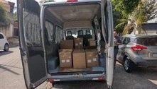 Preso suspeito de roubar insumos hospitalares na Grande São Paulo