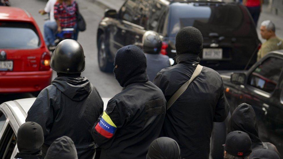 Aviões da Força Aérea da Rússia aterrissam na Venezuela
