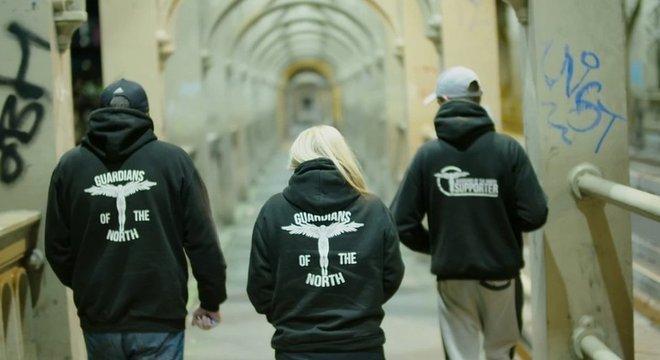 Grupo de caçadores de pedófilos Guardians of the North foi criado há quase três anos