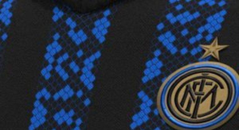 Inter de Milão apresenta sua nova camisa em FIFA 22
