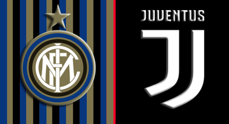 Inter X Juve, o super-clássico do domingo