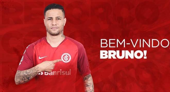 Inter oficializou a contratação de Bruno Crédito: Inter / Divulgação / CP