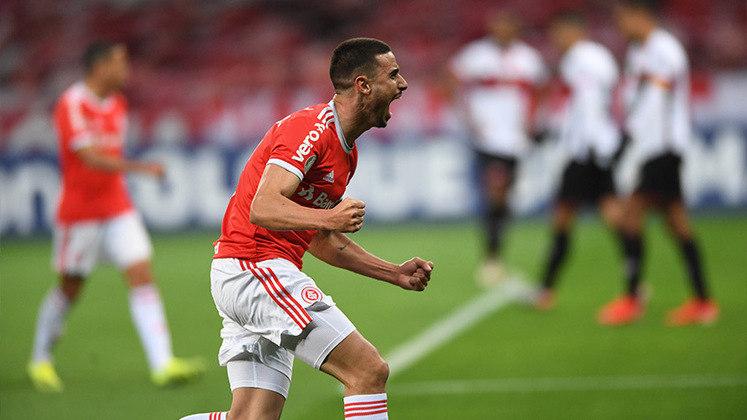 Internacional: 24 gols na temporada (Campeonato Gaúcho e Libertadores)