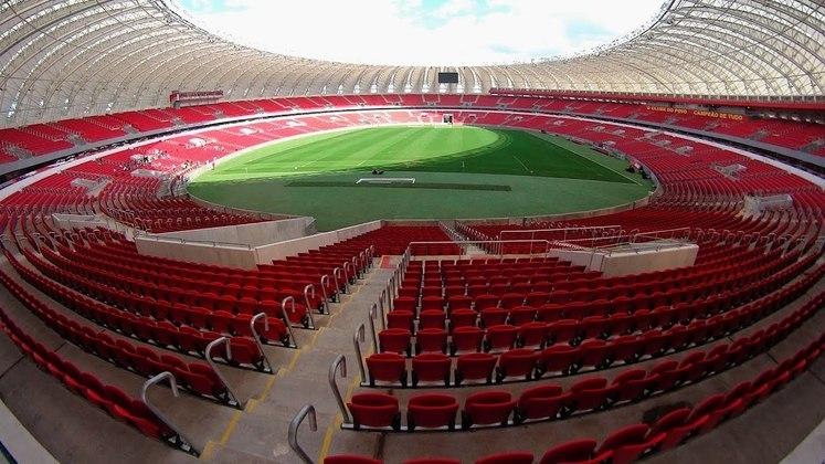 Internacional (3º lugar) x Atlético-GO (7º lugar) - Nesta quarta, às 20h30 (de Brasília), no Beira-Rio