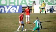Inter perde para o Juventude na primeira semifinal do Gaúcho