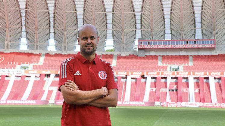 INTERNACIONAL: Miguel Ángel Ramírez – no cargo desde março de 2021 / antecessor: Abel Braga