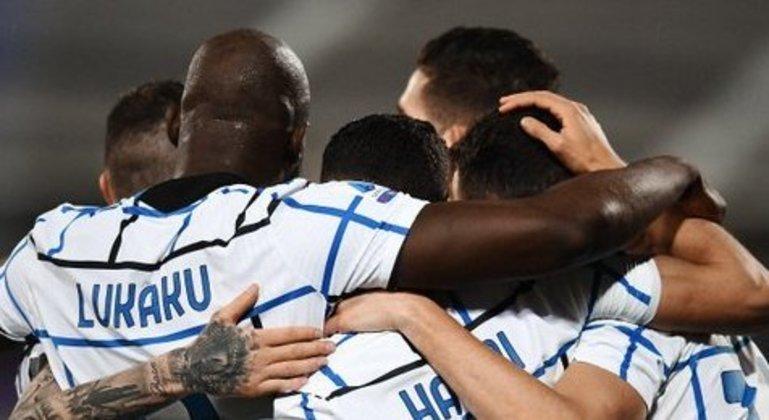 No sábado, em Florença, a alegria da Inter