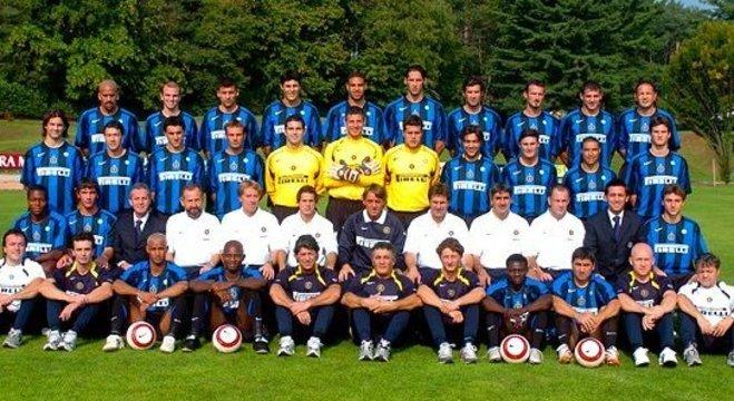 A Internazionale, herdeira do título de 2006/06