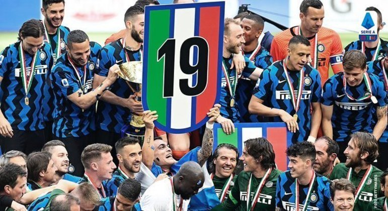 """Inter, na peleja derradeira, a festa, mesmo, pelo """"scudetto"""" número 19"""