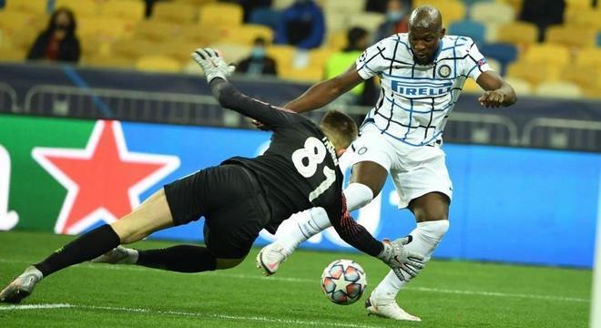 Trobin X Lukaku, Shakhtar 0 X 0 Internazionale
