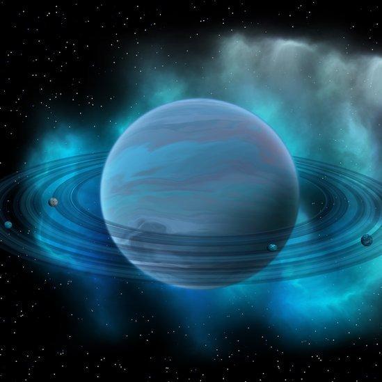 Netuno congela nuvens de metano e os ventos mais violentos do sistema solar