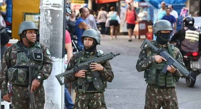 Intervenção federal completou seis meses no Rio de Janeiro