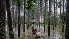 Inundações deixam 20 mortos e 300 mil desabrigados em Bangladesh