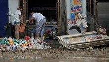 China se prepara para o tufão In-Fa após inundações devastadoras