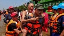 Sobe para 99 o número de mortes devido às inundações na China