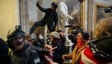 Parlamentares republicanos podem ter auxiliado invasão do Capitólio