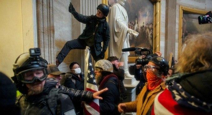 Invasores podem ter sido ajudados por republicanos