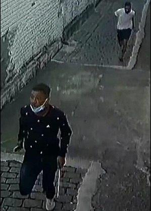Suspeitos fugiram sem levar nada