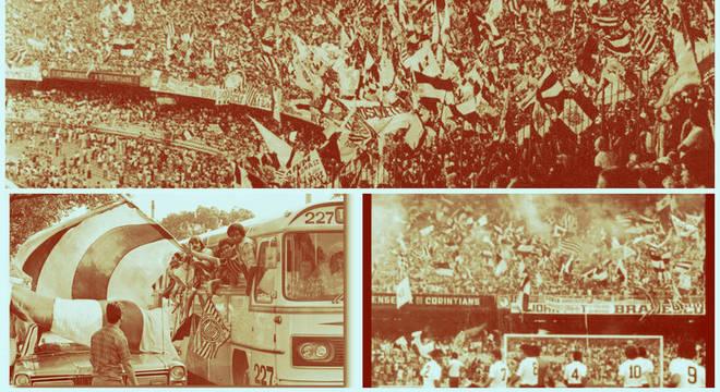 """Memórias da """"Invasão do Maracanã"""", em 1976"""