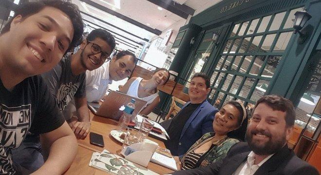 Fundadores da Investe Favela, Cptech e Silicon Pay promovem encontros