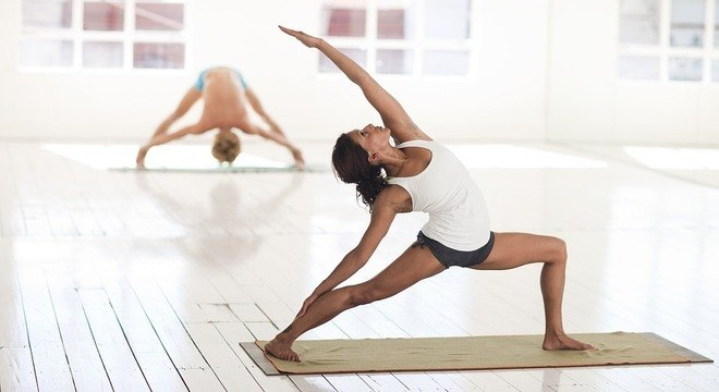 A ioga é uma prática milenar criada na Índia há mais de 3 mil anos