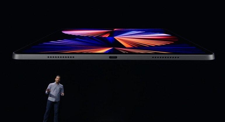 Novo iPad Pro é equipado com o chip M1, usado em computadores da Apple
