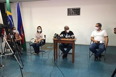 Reunião decidiu a retomada do isolamento social em Ipatinga