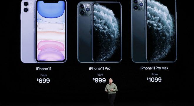 iPhone 11 deve chegar ao brasil custando perto de R$ 10 mil