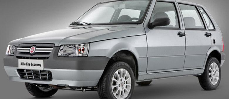 Fiat Mille, que marcou uma geração, pode ser encontrado por R$ 14 mil