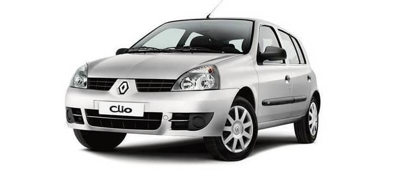 Renault Clio fez sucesso no mercado brasileiro até 2017