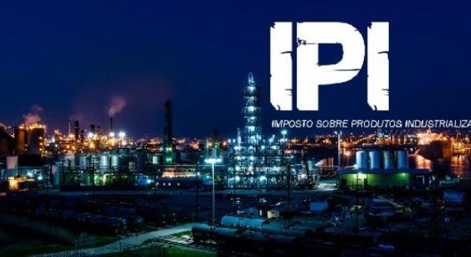 IPI - Estabelecimento Industrial não Contribuinte do IPI