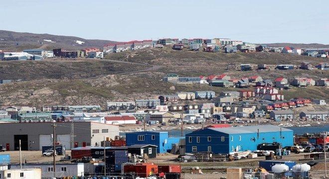 Mais de 80% dos residentes de Nunavut são inuítes